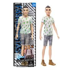 BARBIE FASHION KEN FASHIONISTAS SORT