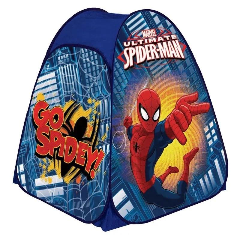 Barraca Portátil Infantil Spider-Man Homem Aranha Marvel Zippy Toys