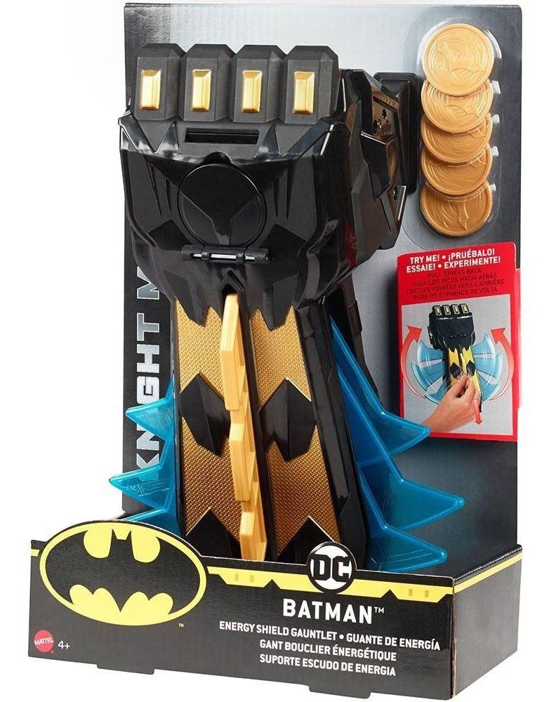 BATMAN SUPER ESCUDO MATTEL