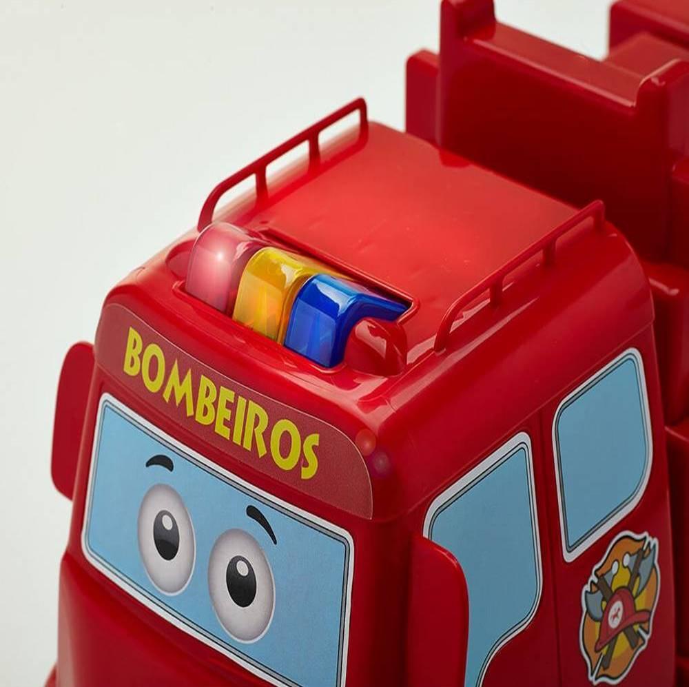BOMBEIROS EM AÇÃO CALESITA