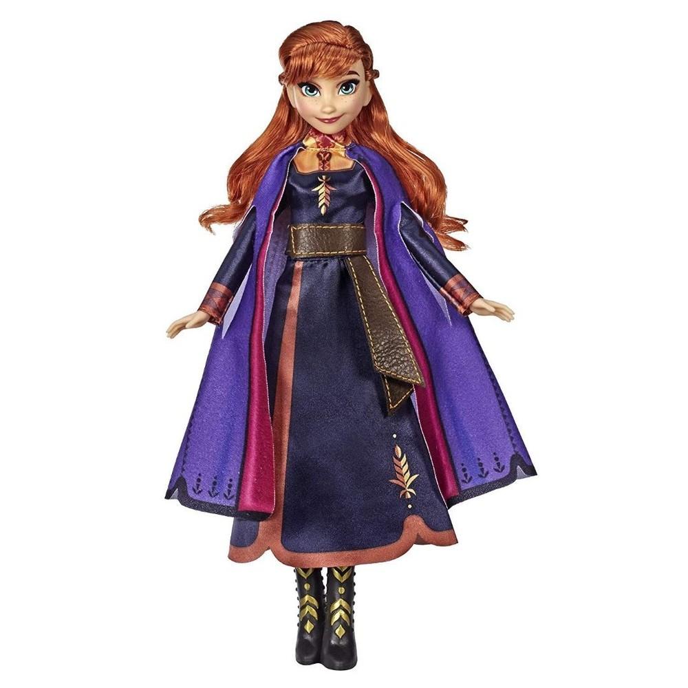 Boneca Anna Musical 30 cm Frozen 2 Original Hasbro