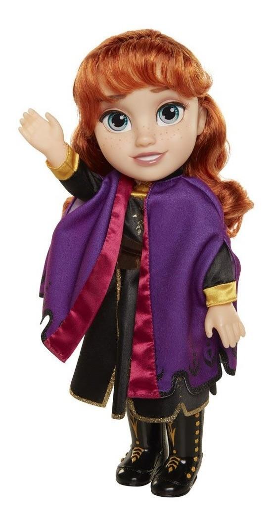 Boneca Anna Vestido de luxo Mimo Toys