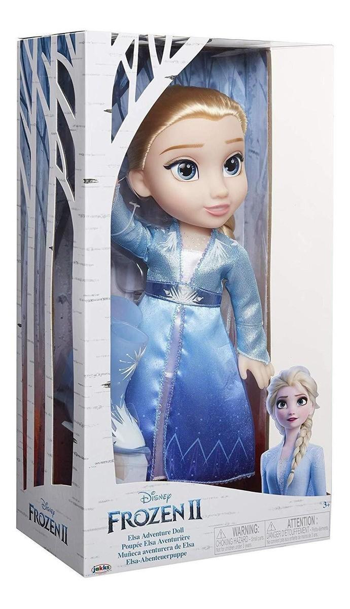 Boneca Elsa Vestido de luxo 6484 Mimo Toys