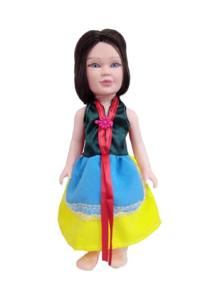 Boneca Princesa Branca De Neve 38 cm De Altura 1019 Zap