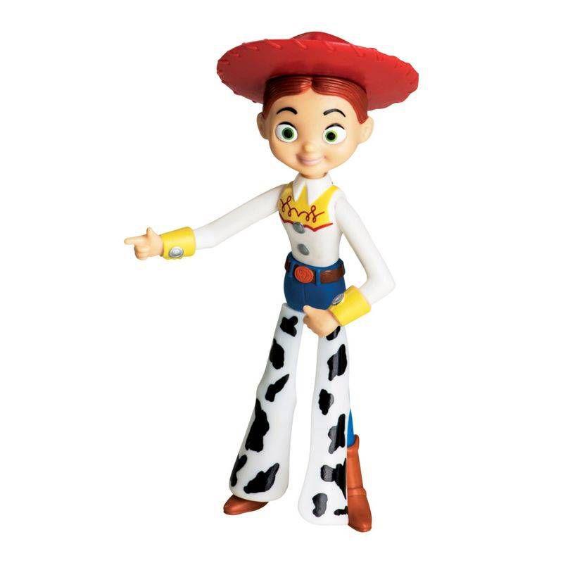 Boneca Vinil Jessie Toy Story Lider