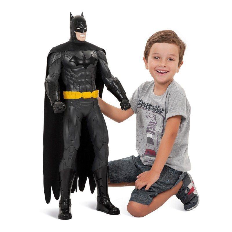 Boneco Batman 80cm (Supergigante) Bandeirante