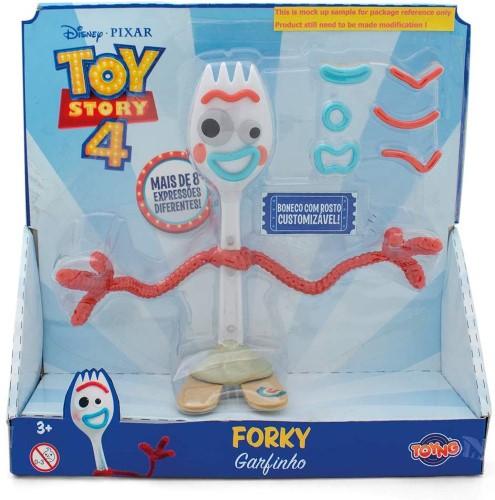 Boneco Forky De Montar Plastico Toy Story 4