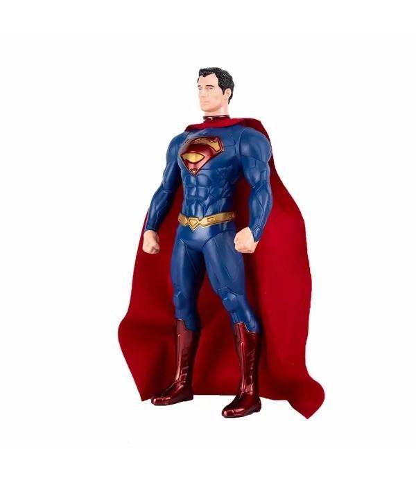Boneco Superman 47 cm 0927 Mimo Brinquedos