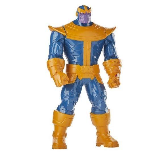 Boneco Thanos Marvel 25 Cm Articulação Básica Hasbro
