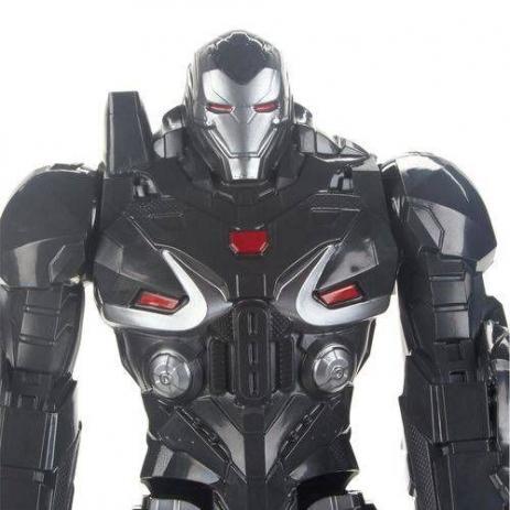 Boneco Titan Maquina De Combate 30cm E4017 Hasbro