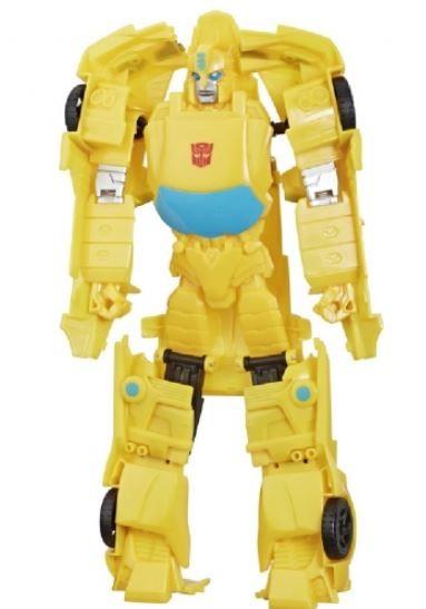 Boneco Transformers Gen Authentic Titan Changer Bumblebee Hasbro