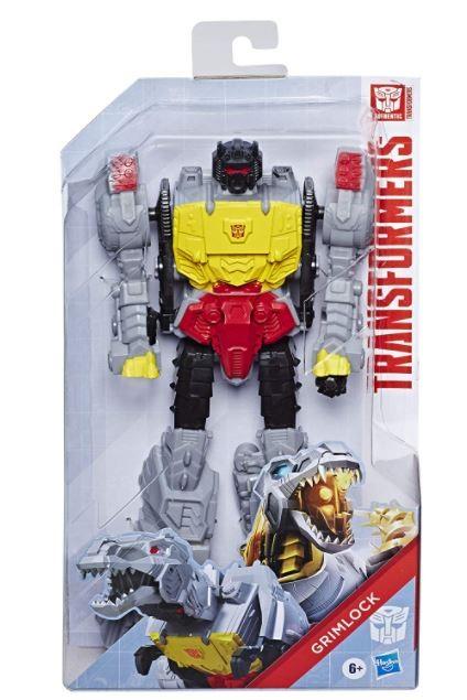 Boneco Transformers Gen Authentic Titan Changer Grimlock Hasbro