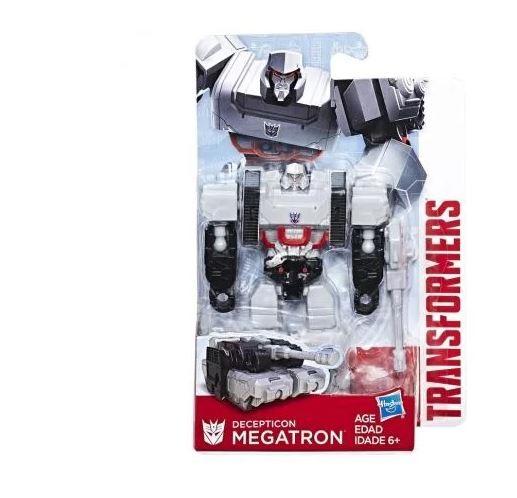 Boneco Transformers Project Storm Megatron 6 Passos Hasbro E0618