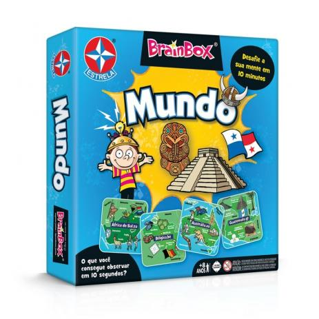 BRAINBOX MUNDO ESTRELA