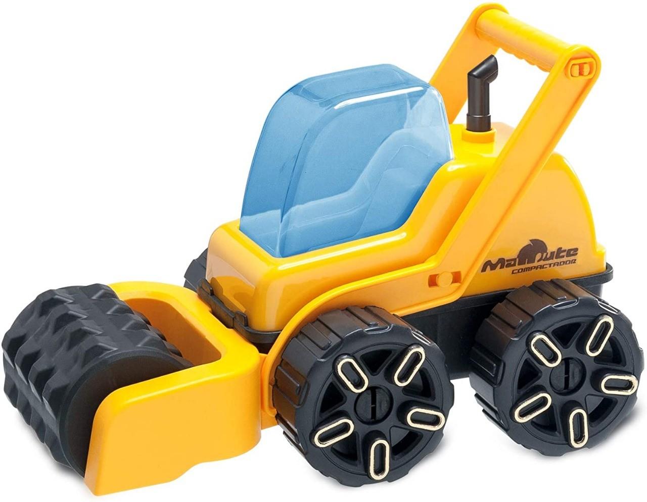 Brinquedo Infantil Trator Rolo Coleção Maute Usual Plastic