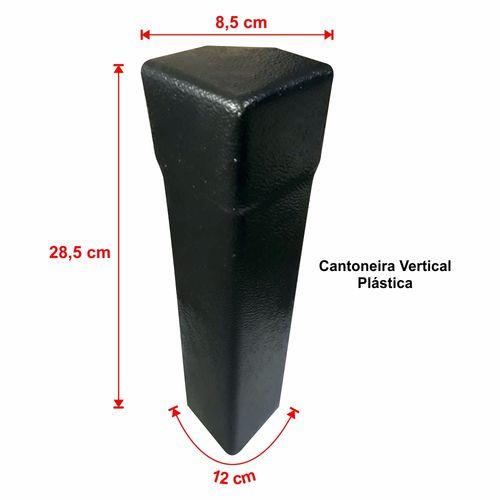 Cantoneira Vertical para Aero Hockey Klopf