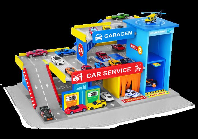 CAR SERVICE - POSTINHO E GARAGEM JUNGES