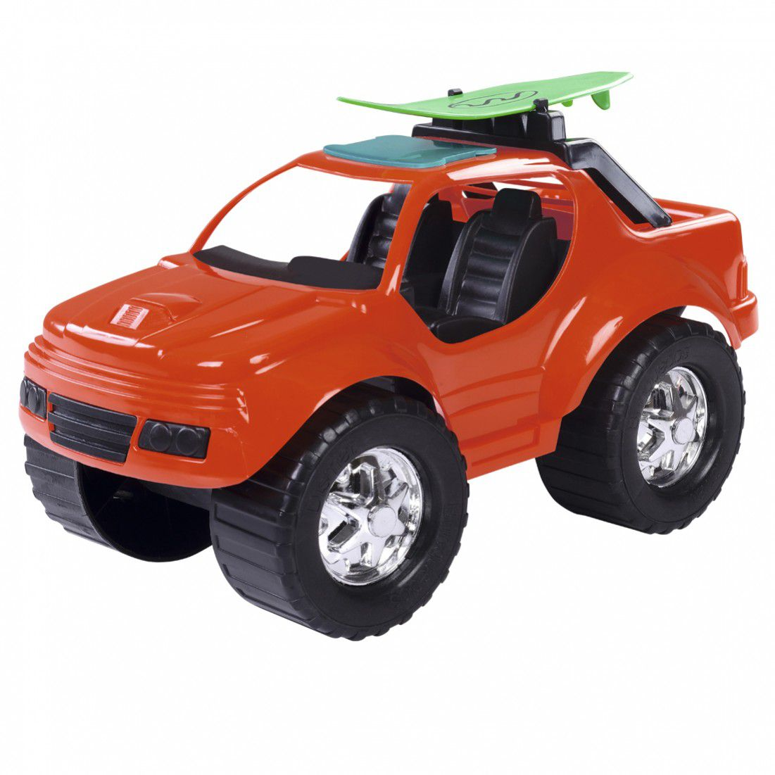 CARRO RODA LIVRE MK140 SPEED KING SURF DISMAT