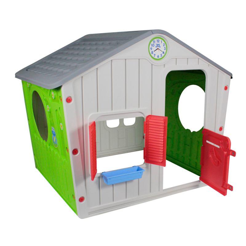 Casinha de Brinquedo - Cinza