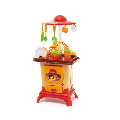 Cozinha Infantil do Sitio Calesita
