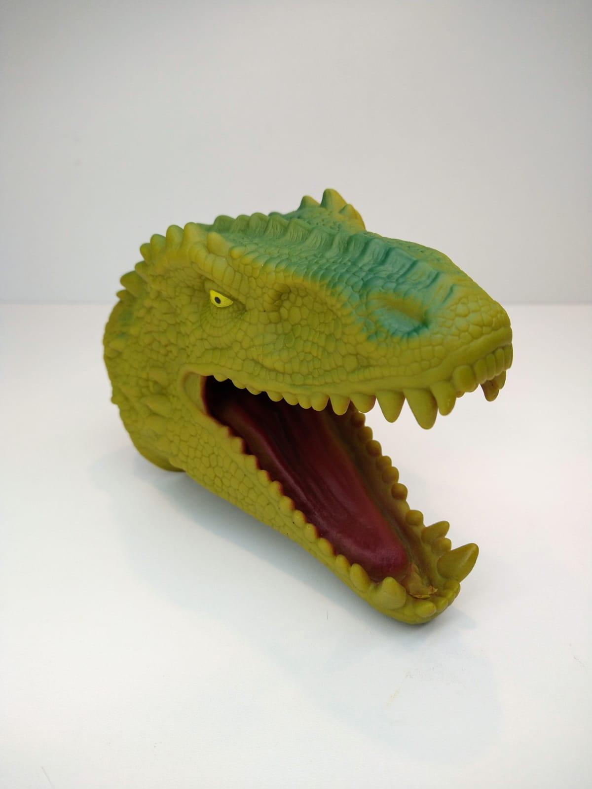 Fantoche De Mão Tiranossauro Rex Adijomar