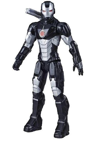 Boneco Figura articulada Titan War Machine Marvel Avengers Homem De Ferro Hasbro