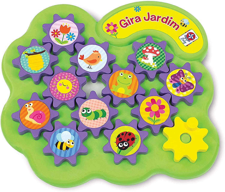 Gira Jardim Multicores Brinquedos Estrela