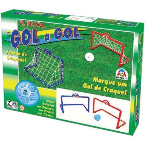 GOL A GOL - BRASKIT