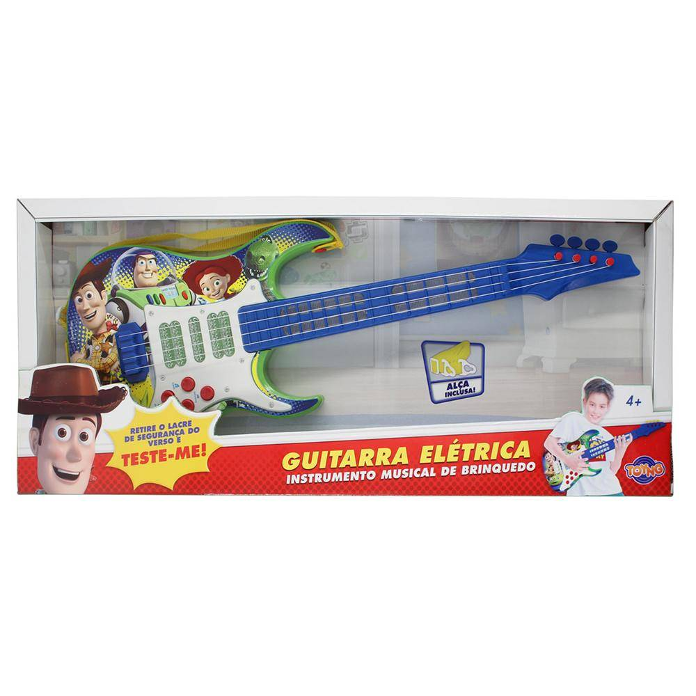 GUITARRA MUSICAL INFANTIL TOY STORY TOYNG