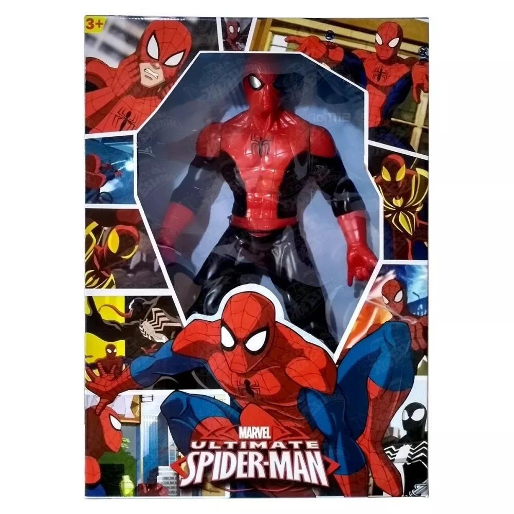Homem Aranha 50 cm Ultimate  Revolution 0449 Mimo Brinquedos