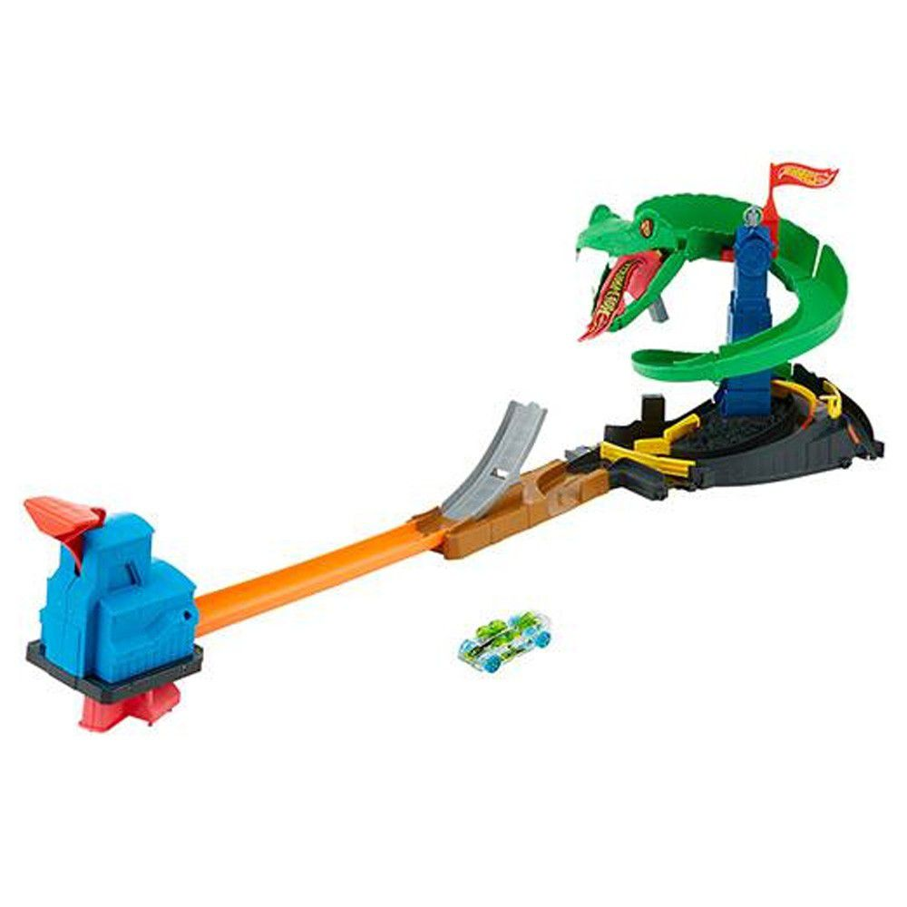 HOT WHEELS CITY CONJUNTO ATAQUE DE COBRA FNB20