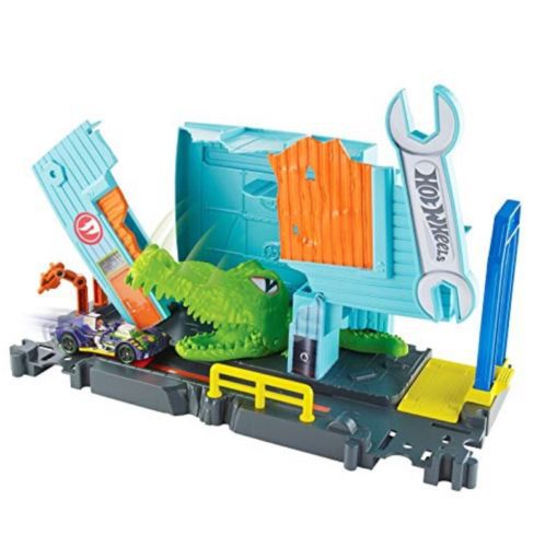 HOT WHEELS CITY CONJUNTO NEMESIS SORT FNB05