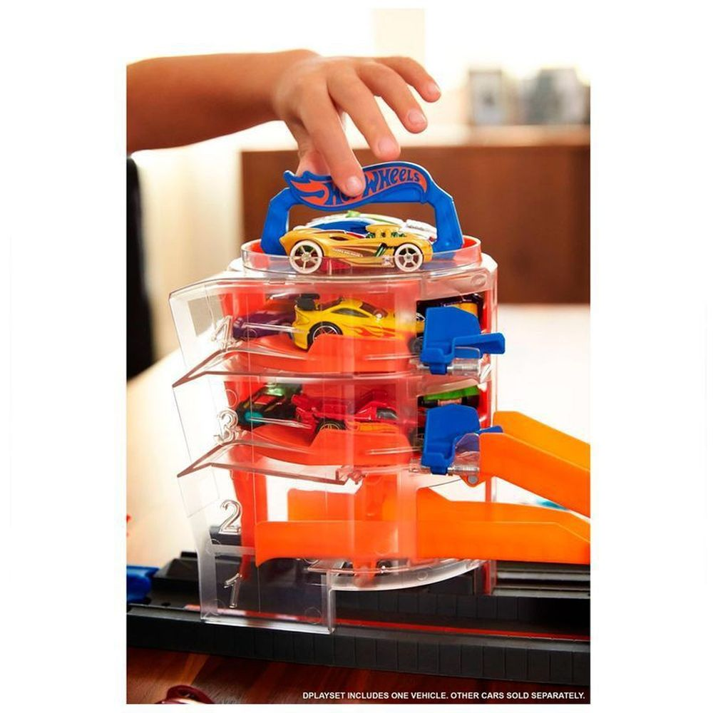 Hot Wheels City Conjunto Super Sortidos FNB15 Mattel