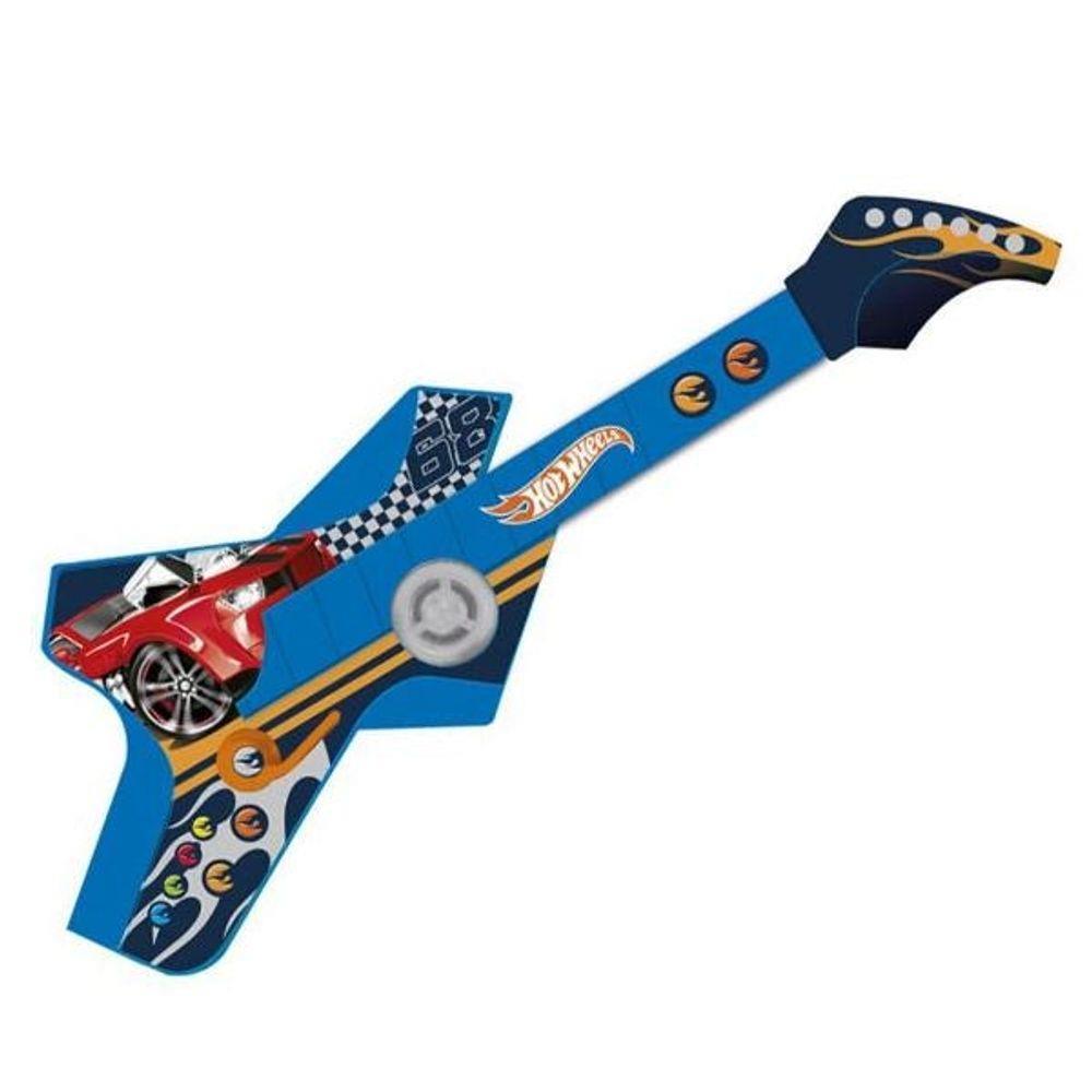 Hot Wheels - Guitarra Radical Touch