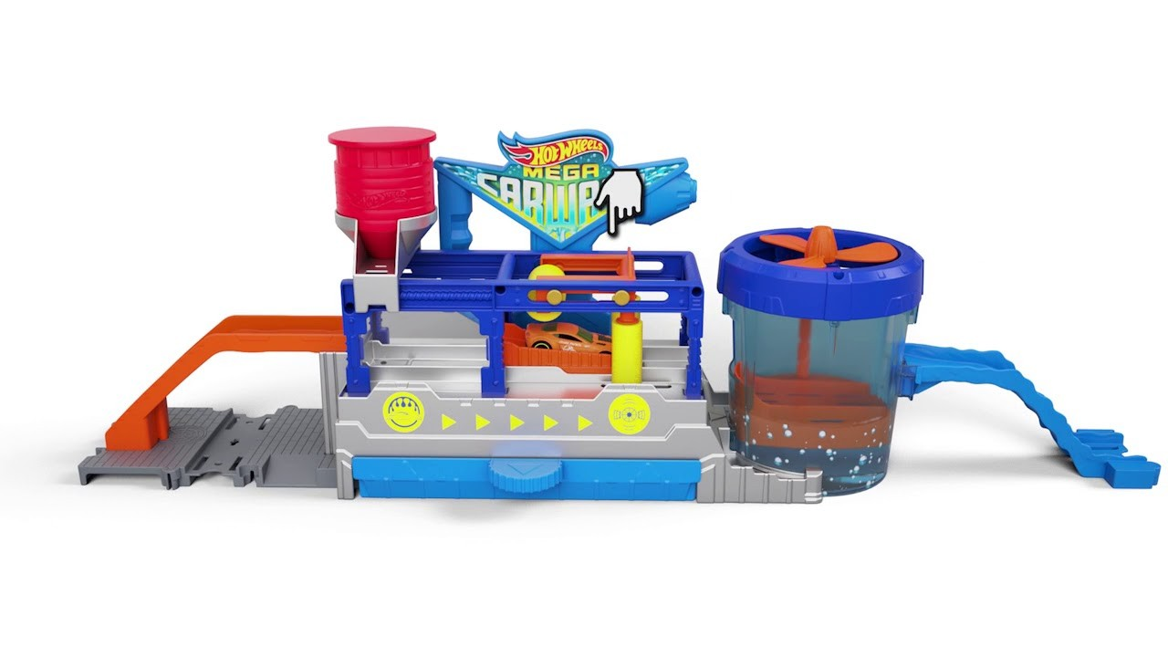 Hot Wheels Lava Rápido FTB66 Mattel