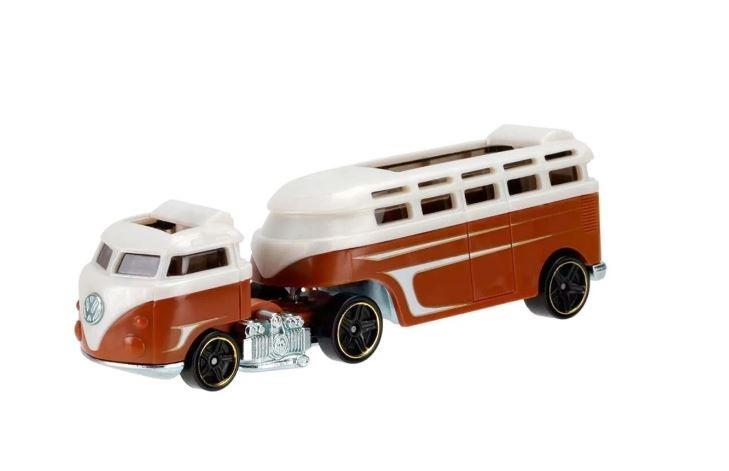 Hot Wheels Track Stars Custom Volkswagen Hauler 1/64