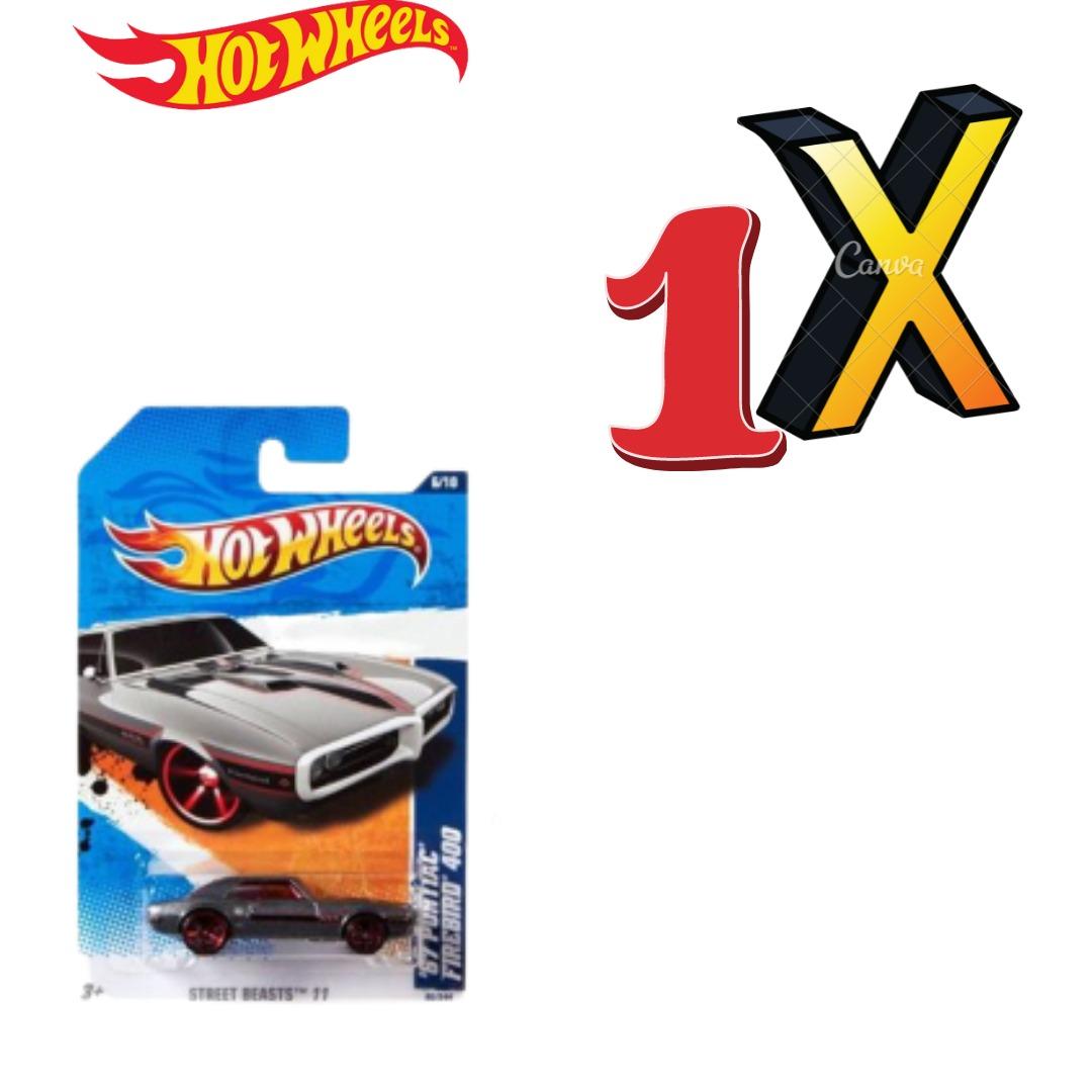 Hot Wheels Veiculos Básicos Sortido 1 Carrinho Mattel C4982