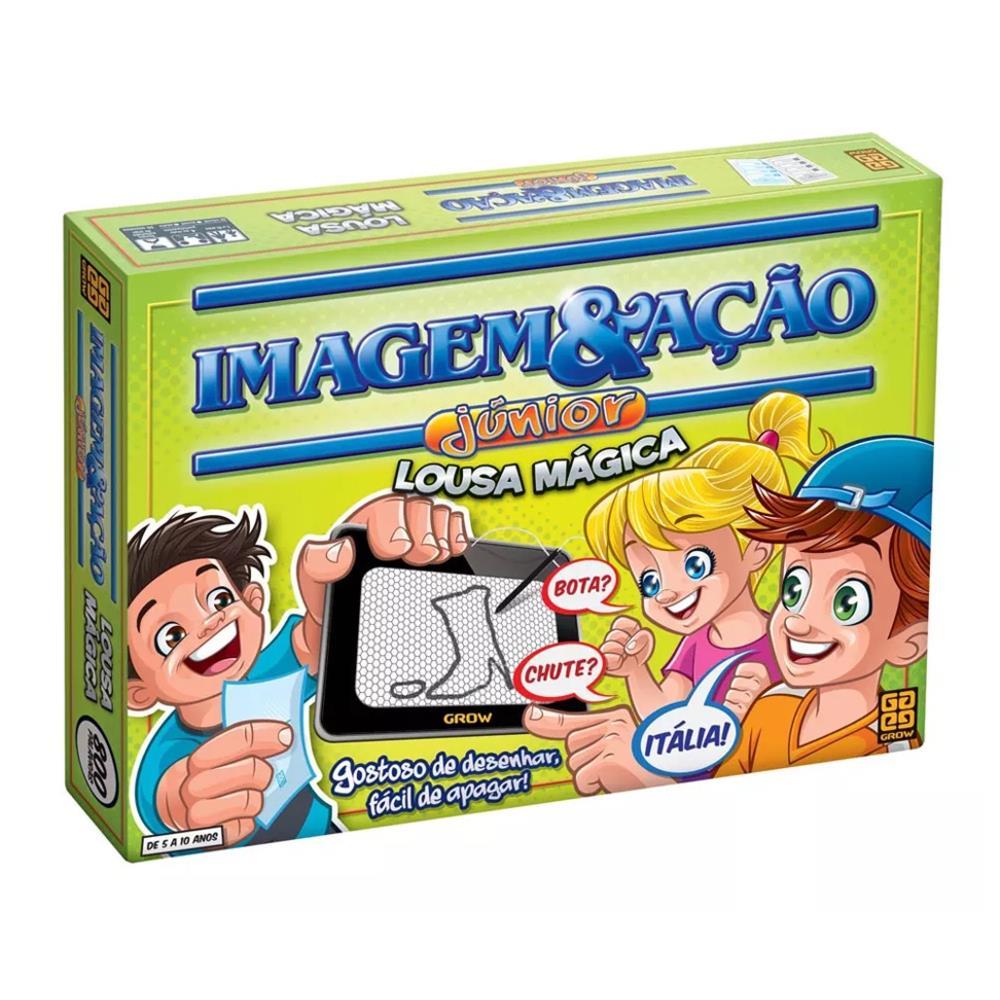 Imagem e Açao Junior- Lousa Magica Grow