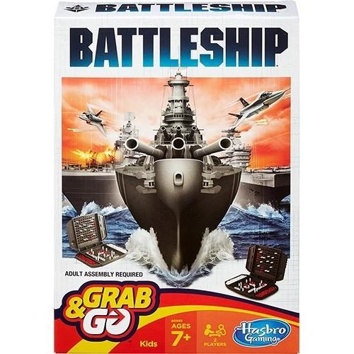 Jogo Battleship Go Hasbro