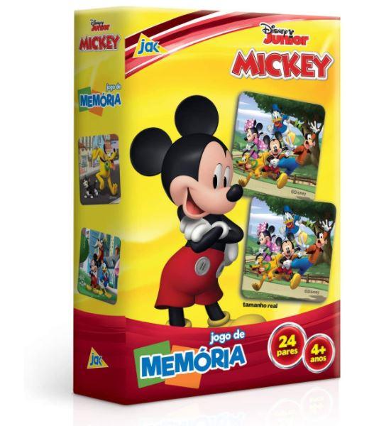 Jogo De Memória Disney Junior Mickey Toyster