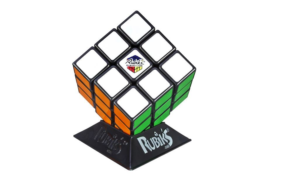 Jogo De Raciocínio Cubo Mágico Rubik´s Cube Hasbro Gaming