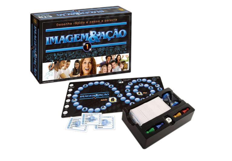 Jogo de tabuleiro Imagem e Ação 1 Grow 01708