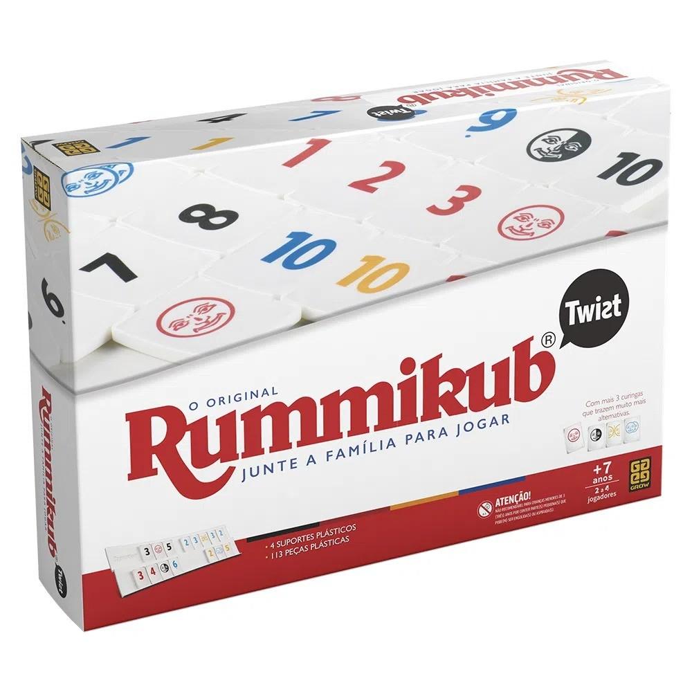 Jogo Rummikub Twist Grow