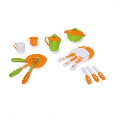 Kit de Cozinha Infantil Completo Calesita