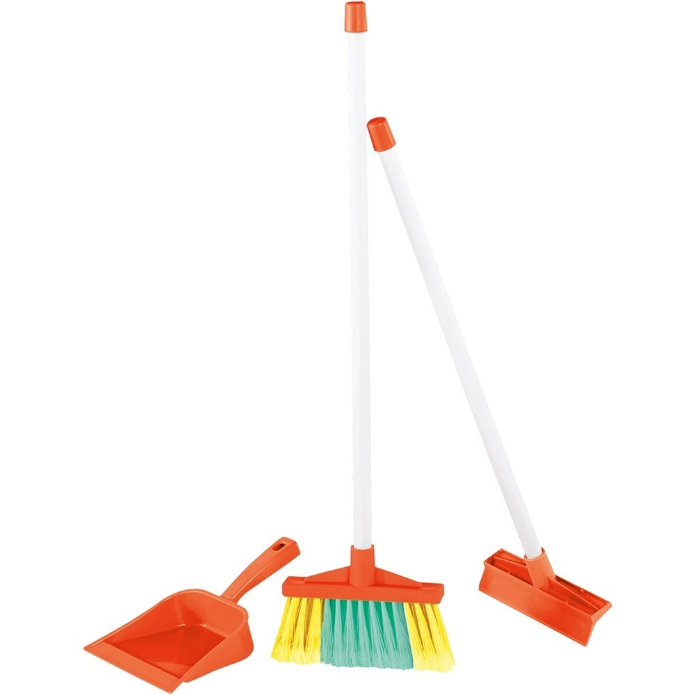 Kit De Limpeza Simples Com Pazinha Calesita