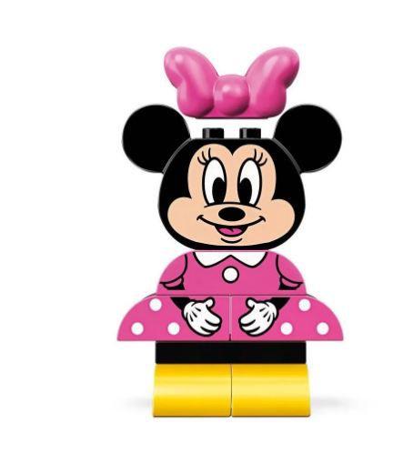 Kit Lego Duplo  Disney Meu Primeiro Mickey e Minnie Mouse 10897 / 10898