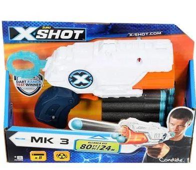 Lançador De Dardos  X-Shot Excel Mini Mk3 Candide