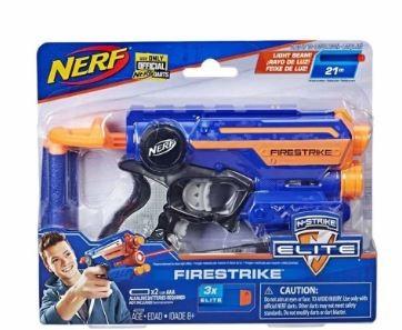Lançador Nerf N-Strike Elite  Firestryke  Hasbro