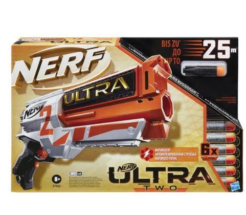 Lançador Nerf Ultra Two Lançamento Motorizado Hasbro