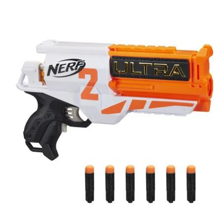 Lançador Nerf Ultra Two Lançamento Motorizado